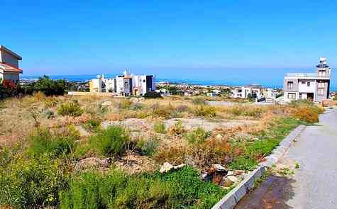 1 Donut of land for sale - stunning views