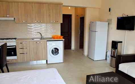 Studio apartment - new, furnished, all taxes paid!