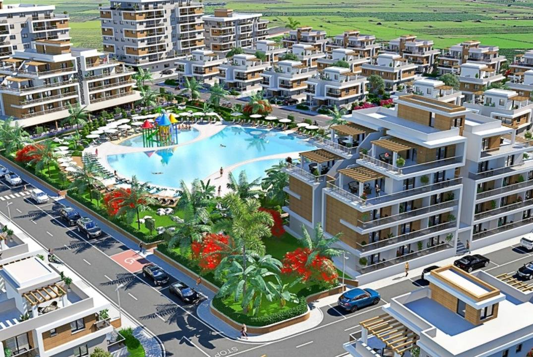 2 bedroom apartments in the holiday development