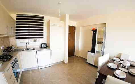 Rent an apartment in a luxury residence.