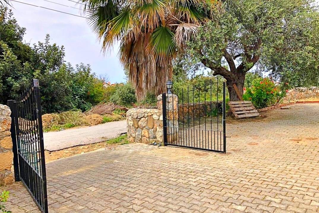 Villa in Catalkoy on 1.5 donumes of land