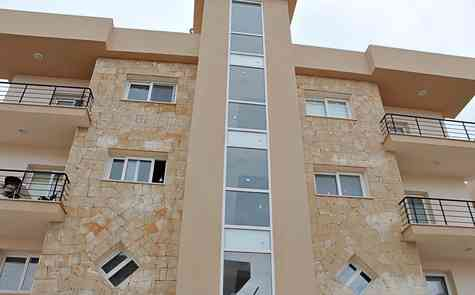 Apartments with one bedroom in Alsancak  in a complex with swimming pools