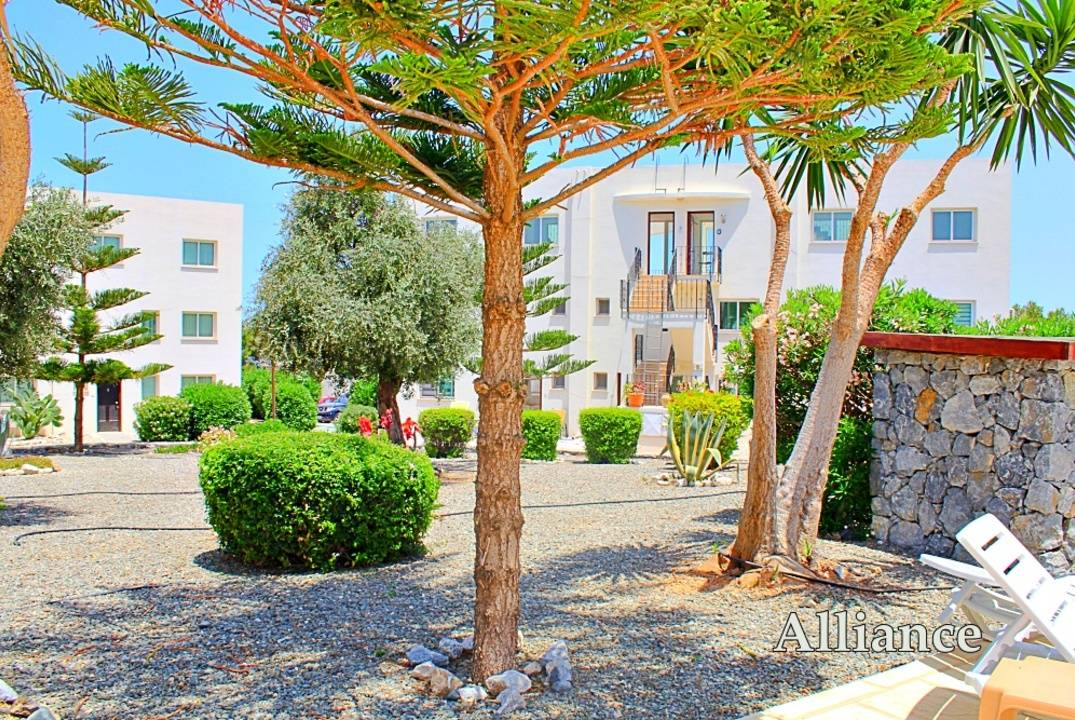 Duplex in Bahceli - unsurpassed views and location!