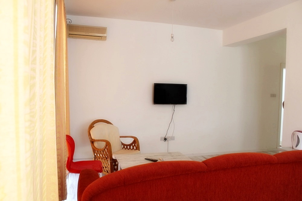 Rent a two-bedroom apartment in the settlement Chatalkoy.