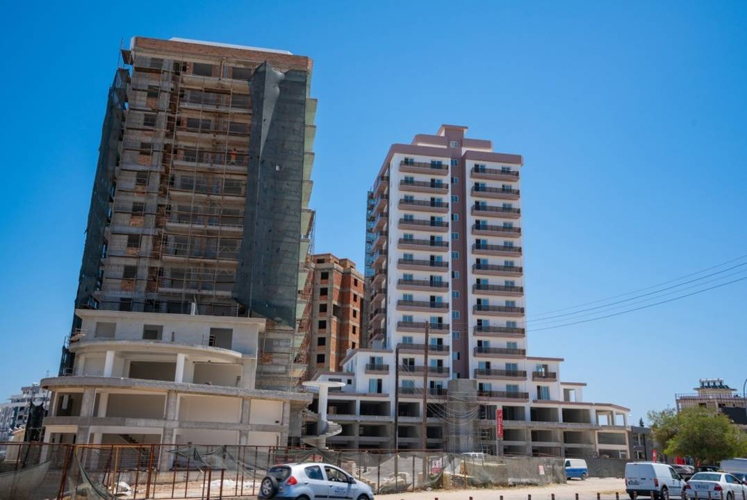 2 bedroom apartment in the centre of Famagusta