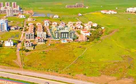 """Luxurious penthouse with four rooms, near the beach """"Long Beach"""" (250 meters from the beach)"""