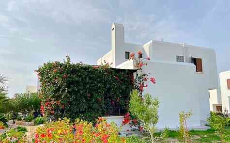 House with four bedrooms in a complex in Tatlisu