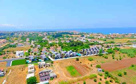 Villas 3 + 1 in Karsiyaka, convenient payment plan - installments and loan