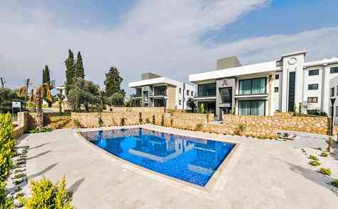 New apartment residence in Bellapais