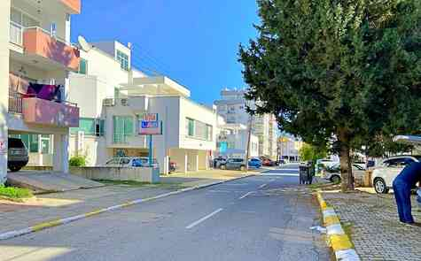 Stunning penthouse in the center of Kyrenia