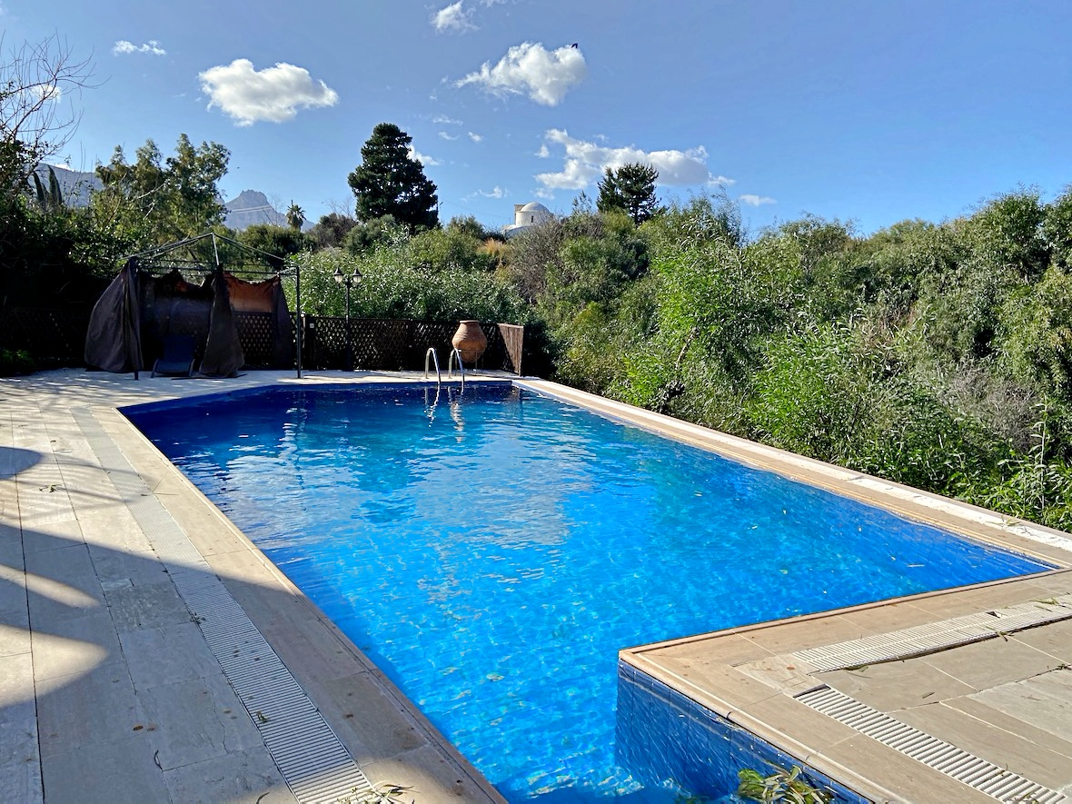 Exclusive villa in Dogankoy,  luxury and privacy