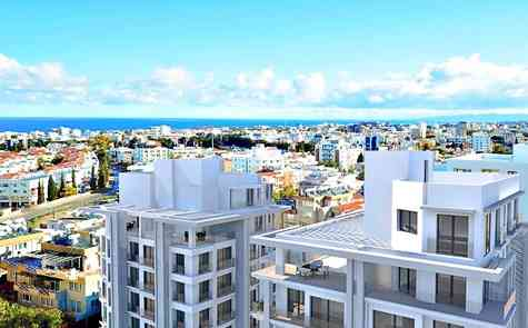 Apartments in Girne - another dimension of luxury