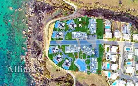 Modern Villas - Mediterranean classic style on the first coastline