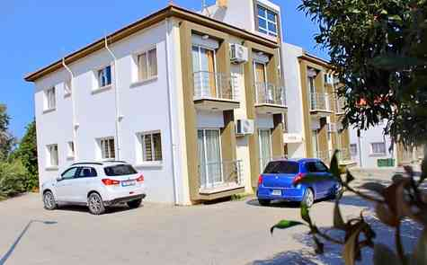 Two-bedroom apartment near  the university