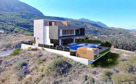 Luxury villa in Edremit