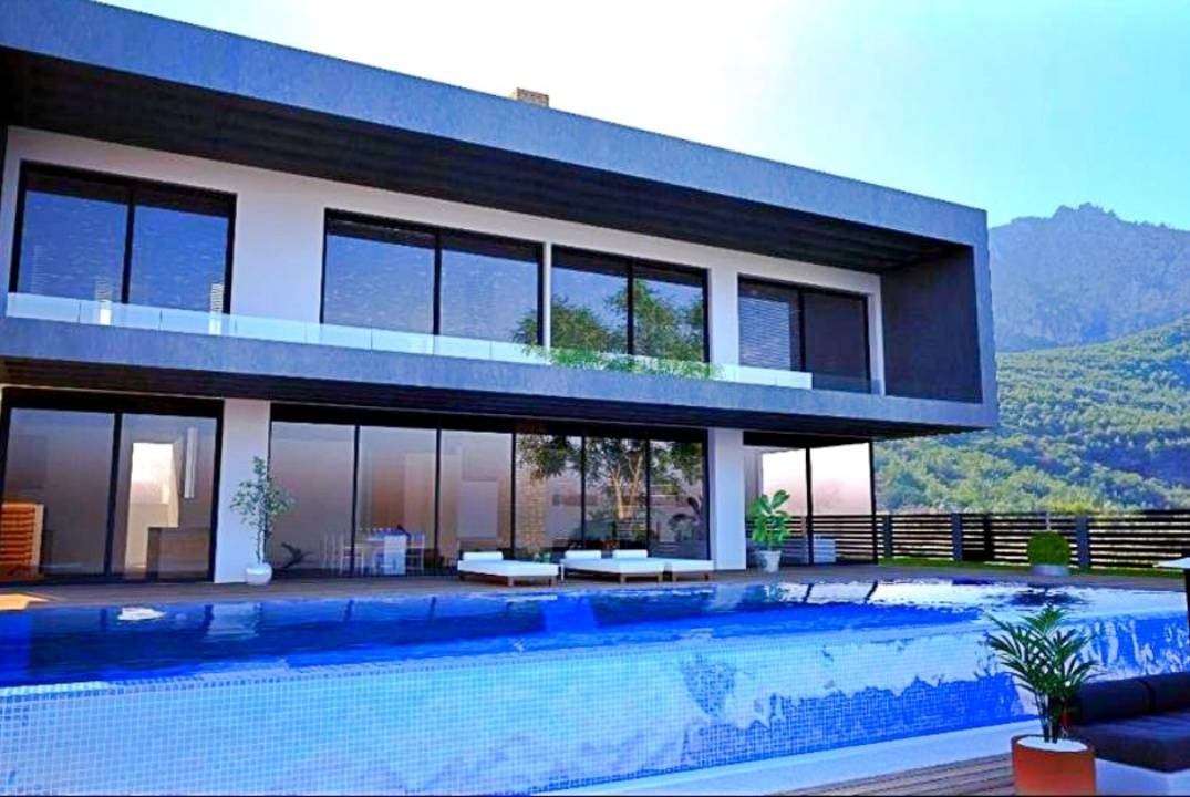 Luxury villa in Edremit
