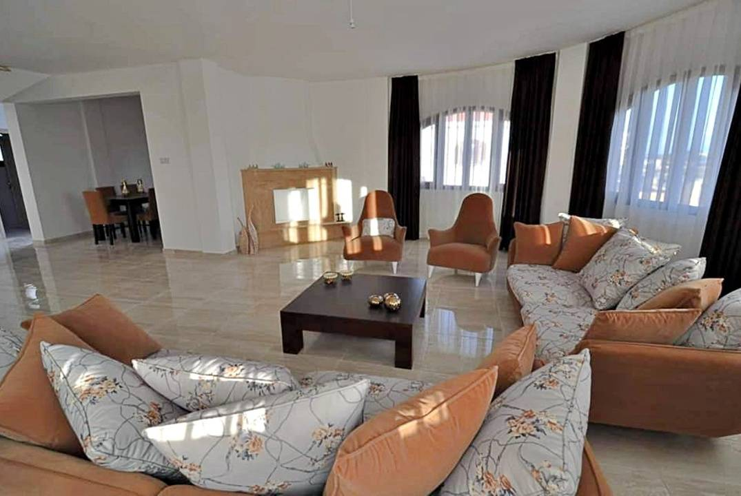 Villa in Iskel - feel the luxury life in Cyprus!