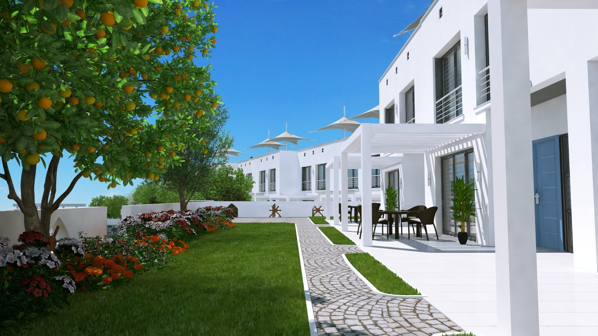 Stunning villas  in Bellapais