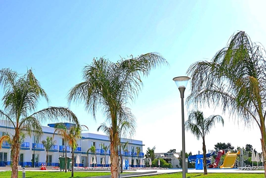 One bedroom apartments in a resort residence by the sea!