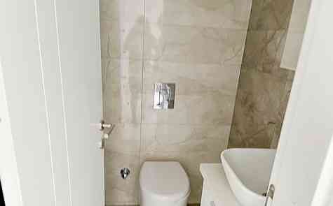 One bedroom apartment in a modern building in the center of Kyrenia.