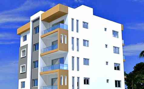 Two bedroom apartments near the University of Nicosia