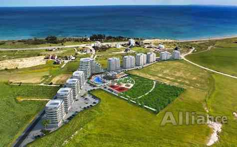 1 bedroom apartment for sale, only 200 meters from the sandy beach!