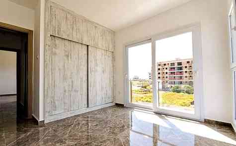 Apartments near shopping center in Famagusta