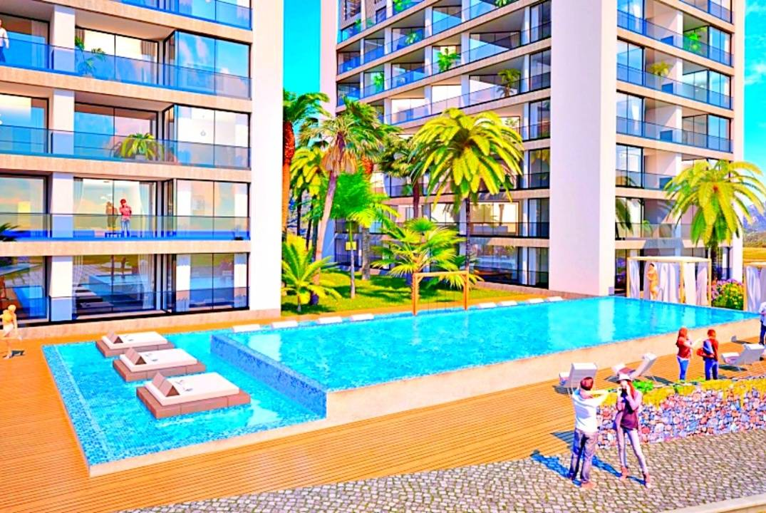 Apartments on the sea -   buy at the initial price!