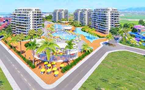 Have the opportunity to own the apartment near the largest water park in the area!