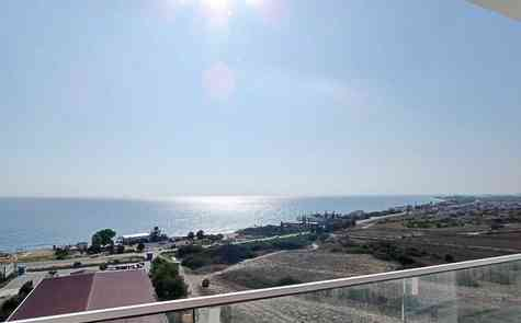 For sale apartments 2 + 1 in holiday  resort, 100 meters from the sea