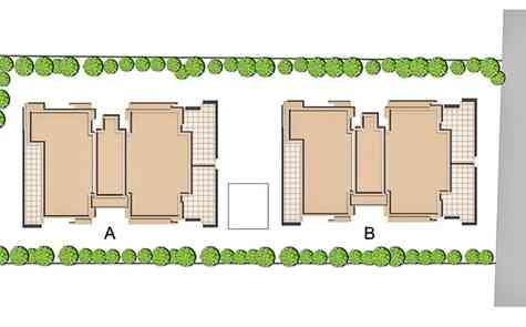 """Apartment complex in Kyrenia """"SEA BREEZ"""" - Sea Coast and City Center"""