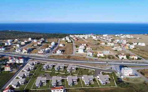 Villa in a residential complex located near the ancient ruins of Salamis