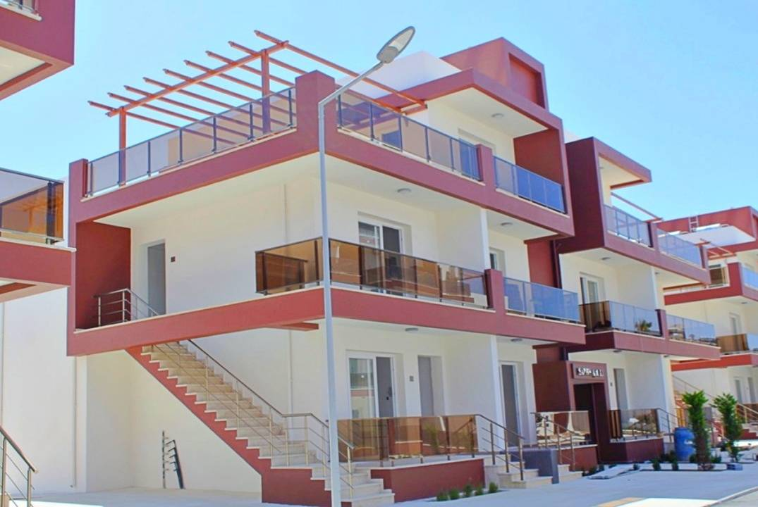 Two bedroom apartment on the second floor in komplekse- all infrastructure, near beach!