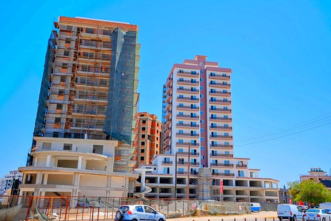 Apartments in the heart of Famagusta