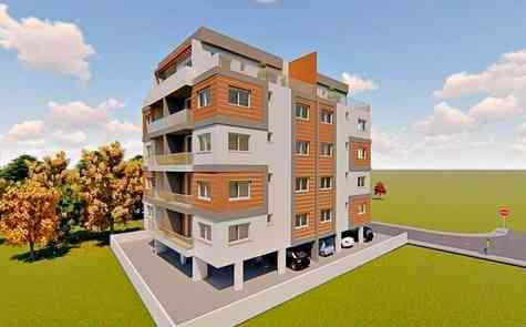 Hurry up to buy a two-bedroom apartment in Famagusta