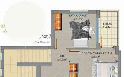 Three bedroom villas in a unique conservation area