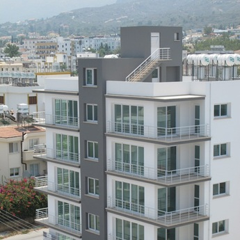 Three bedroom apartment in Kyrenia