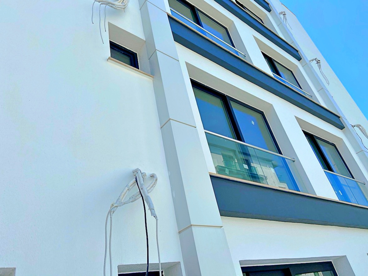 One and two bedroom apartments in the center of Girne