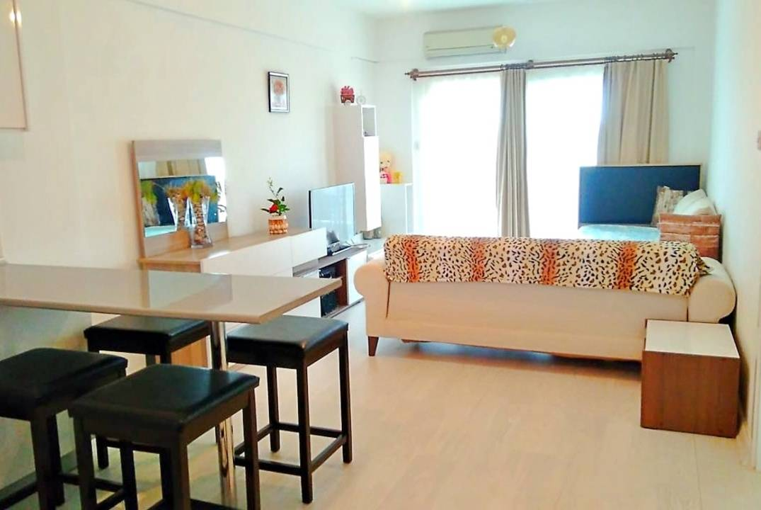 Fully furnished one-bedroom apartment in a five-star resort complex