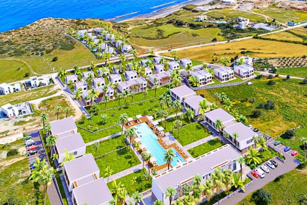 To live by the sea, in an ecologically clean place, filled with nature? Today it is possible! Apartments and villas on the beach