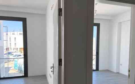 Penthouses in a complex near the city of Kyrenia, ready for