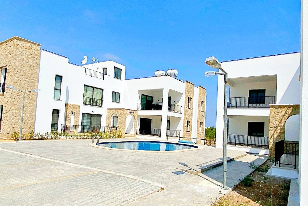 Apartment complex in Zaytinlik - a life of better quality!