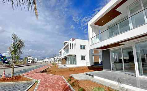 Two  bedroom townhouses on the beach