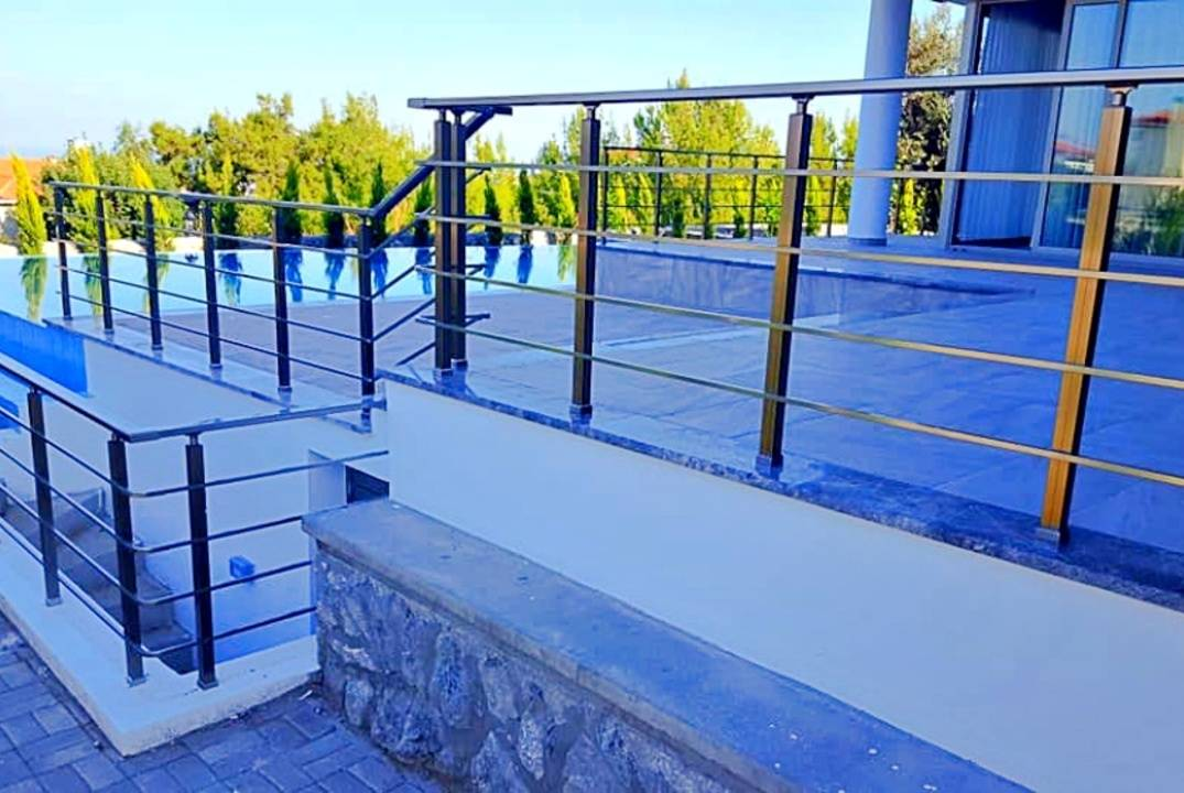 Villa in Catalkoy- beautiful design, separate title deeds-  loan is possible