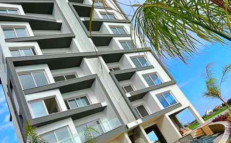 Apartments in Iskel with two bedrooms in the development - the  infrastructure!