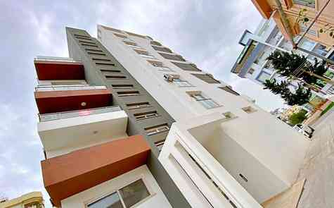 Luxurious two bedroom apartment in the quiet center of Famagusta
