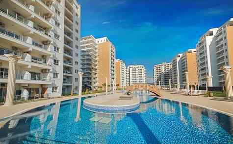 Two bedroom apartments in stunning development in Iskele