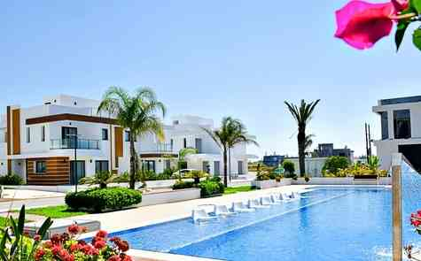 Detached  villa next to the historic Salamis, the sea is nearby!