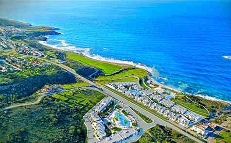 Studios and apartments in a complex by the sea, convenient payment plan