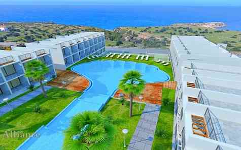 Magnificent complex near the beach - Apartment - studio with garden and penthouse